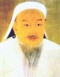一代天骄---圣主成吉思汗