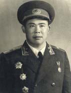 共和国开国将军范忠祥