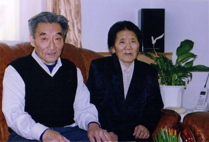 纪念我的爷爷奶奶--董三宝、孙伯英