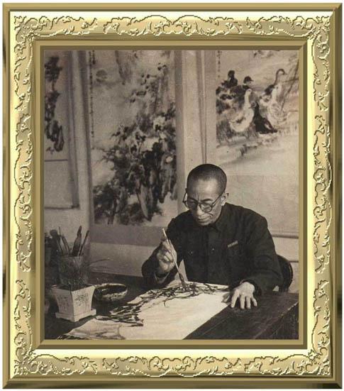 著名画家宋省予先生纪念馆