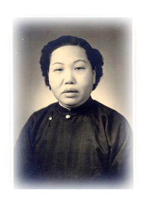 我的奶奶——徐秀花