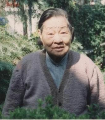 永远的好奶奶--毛云贞