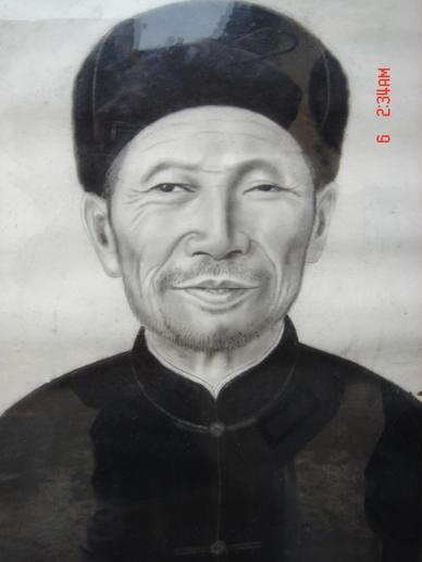 外祖父毛彩民纪念馆