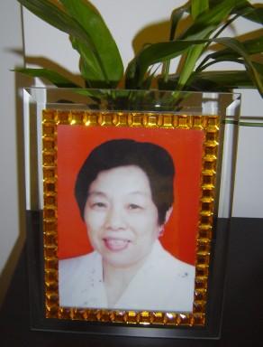 纪念亲爱的妈妈