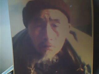 祖父芶翰奎老大人之灵堂
