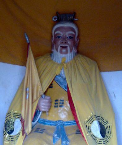 始祖姜太公