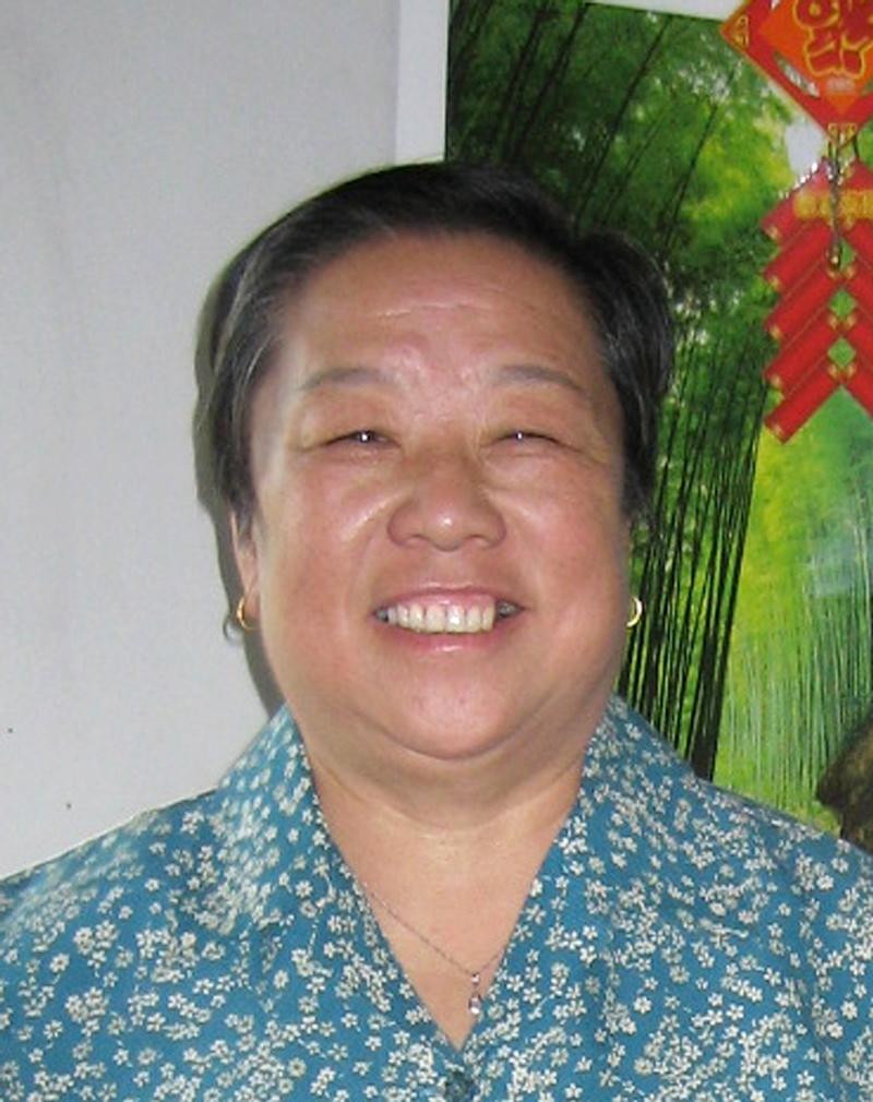 慈母庞惠兰纪念馆